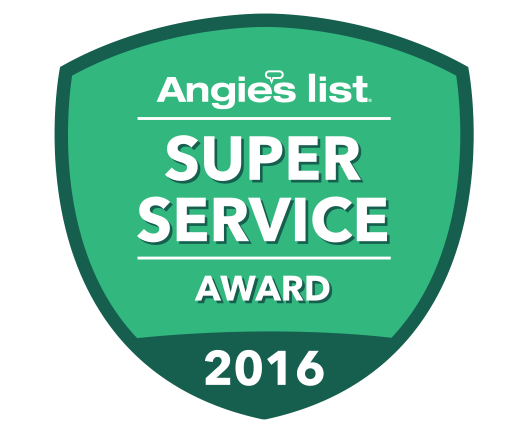 Angie's List 2016 Super Service