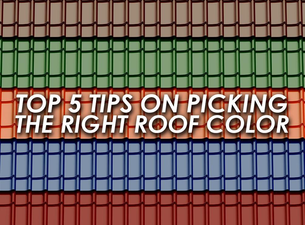 Right Roof Color