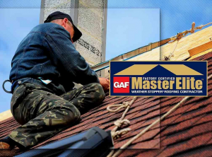 Benefits of Hiring a GAF Master Elite™ Roofing Contractor