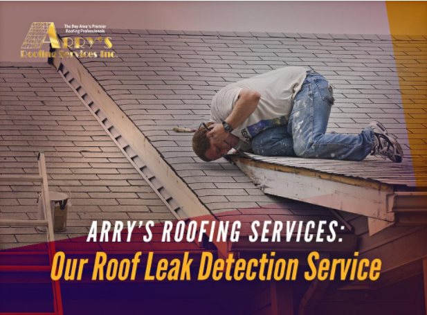Arry's Roofing Services: Our Roof Leak Detection Service