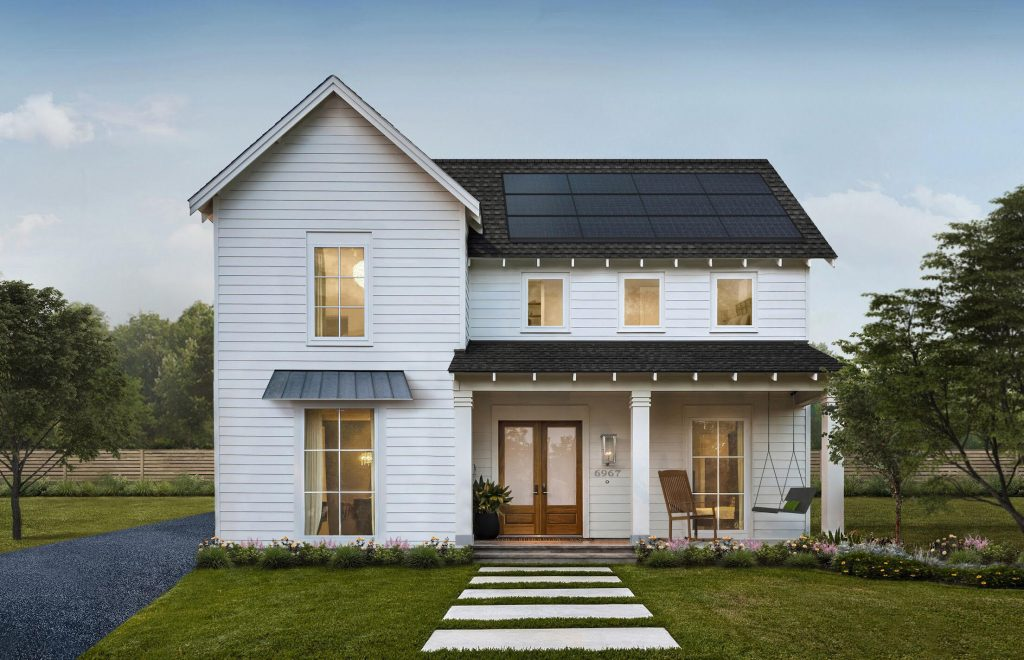 Roof Integrated Solar Panels Clearwater FL